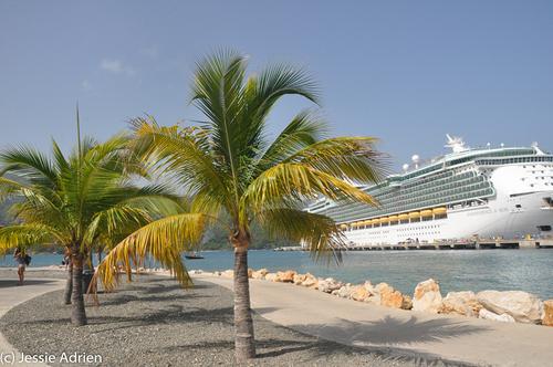 Francois 60th Birthday Cruise Labadee corrige Jessie-11