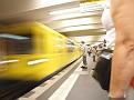 067 Alexanderplatz underground train