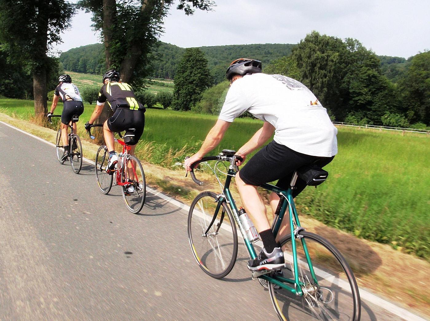 Mit Speed durch Heidelbeck