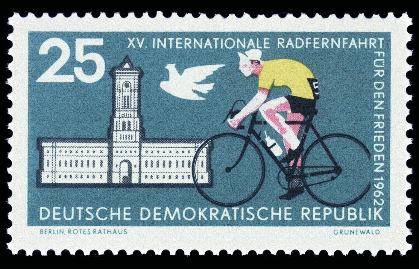 XV. Internationale Radfernfahrt 1962