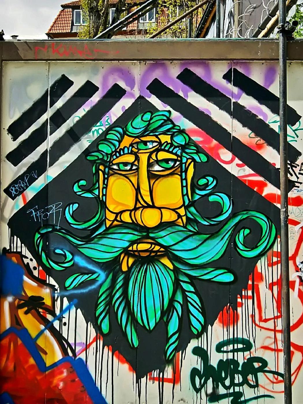 Wandgemälde