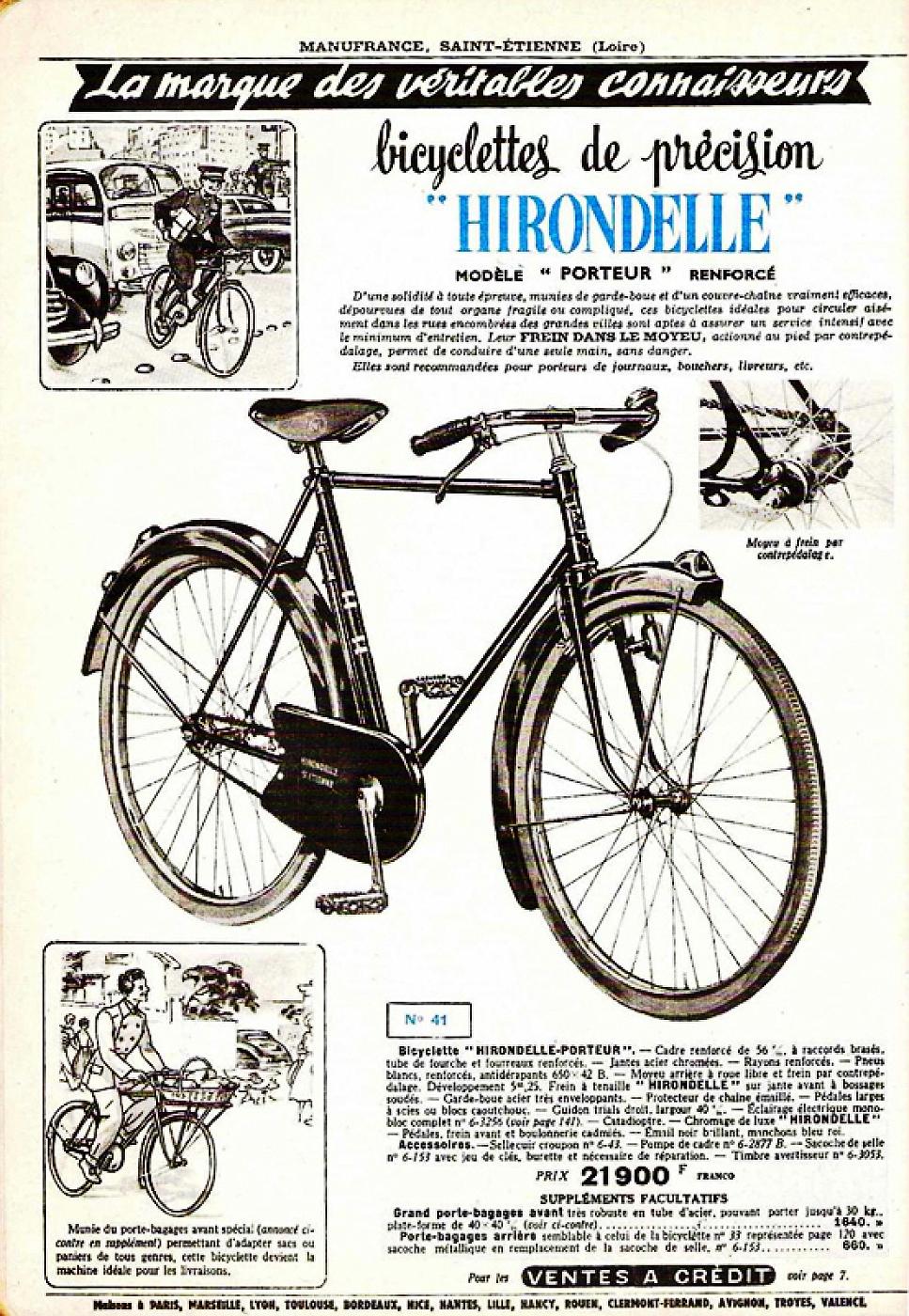 Hirondelle Porteur