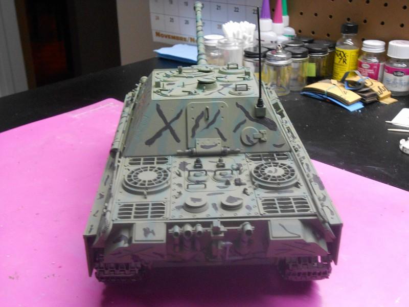 Jagdpanther WW II 1/25 Défi Killroytech DSCN0710-vi