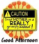 1Good Afternoon-caution