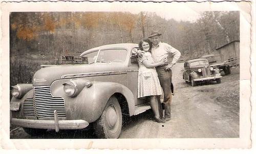 109-Gordon C  Moffett and Mamaw Aree