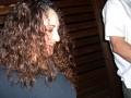 20060106 : Richard's Birthday : Sunset Lounge : Natasha