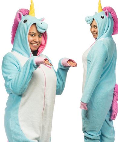 mens unicorn onesie