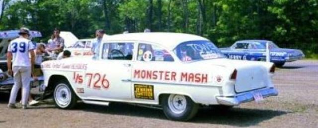 drag strip monster mash