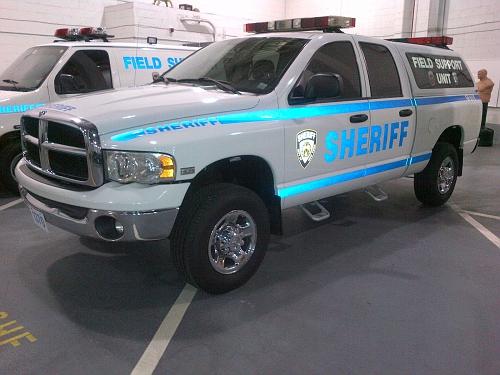 NY - NYC Sheriff