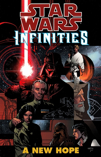 Star Wars - Infinities A New Hope