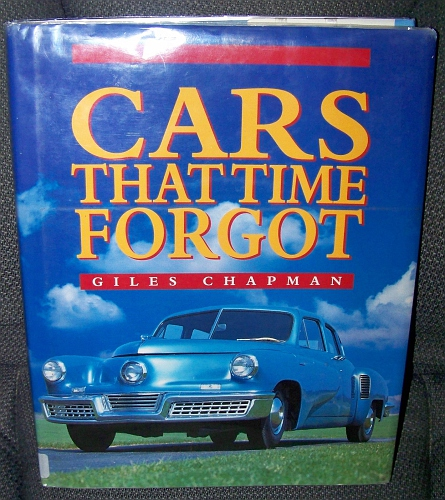 Cars that time Forgot