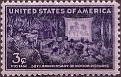 USA 1944 50th Anniversary of Motion Pictures