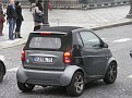Here's the Smart Car - we now have them in the USA