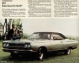 1969 Plymouth, Brochure. 08
