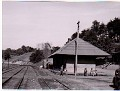 1946 - The old Railroad Depot at Norma.