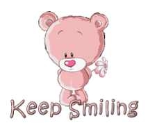 Keep Smiling - ShyTeddy