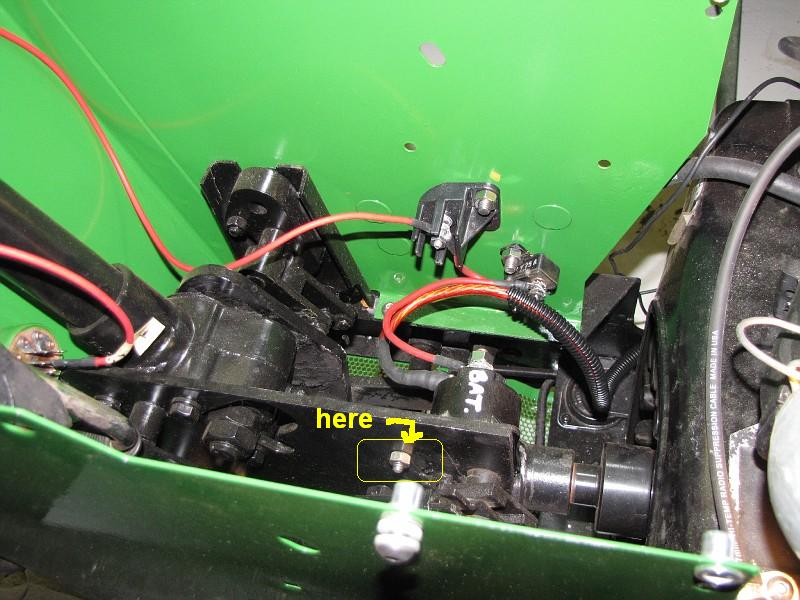 Gbatcableattachmentpointona Vi on John Deere Mower Wiring Diagram
