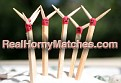 Real Horny Matches