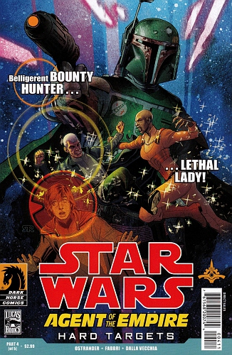 Agent of the Empire Hard Targets #4
