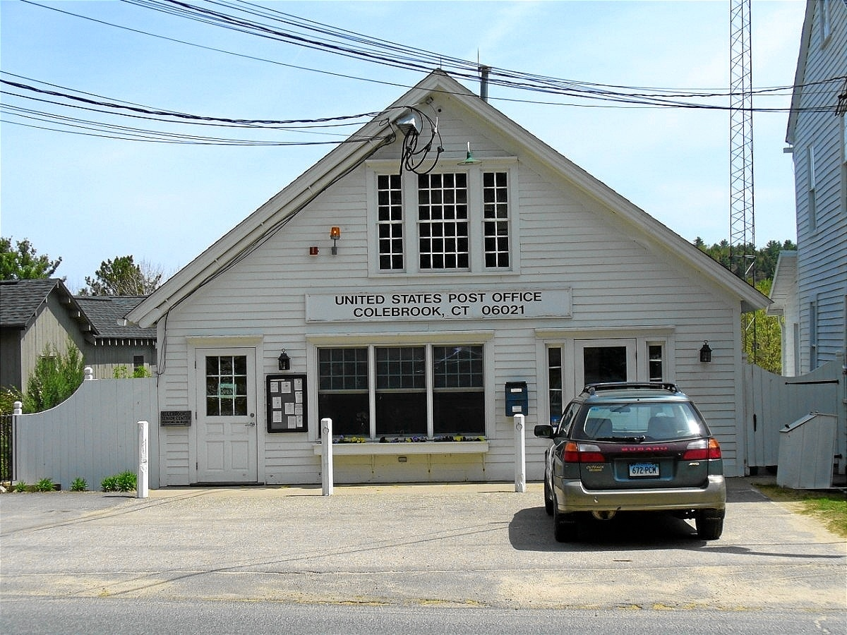 COLEBROOK CENTER - POST OFFICE