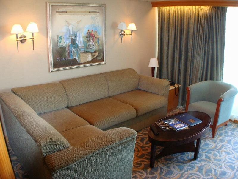 Owners Suite Deck 8