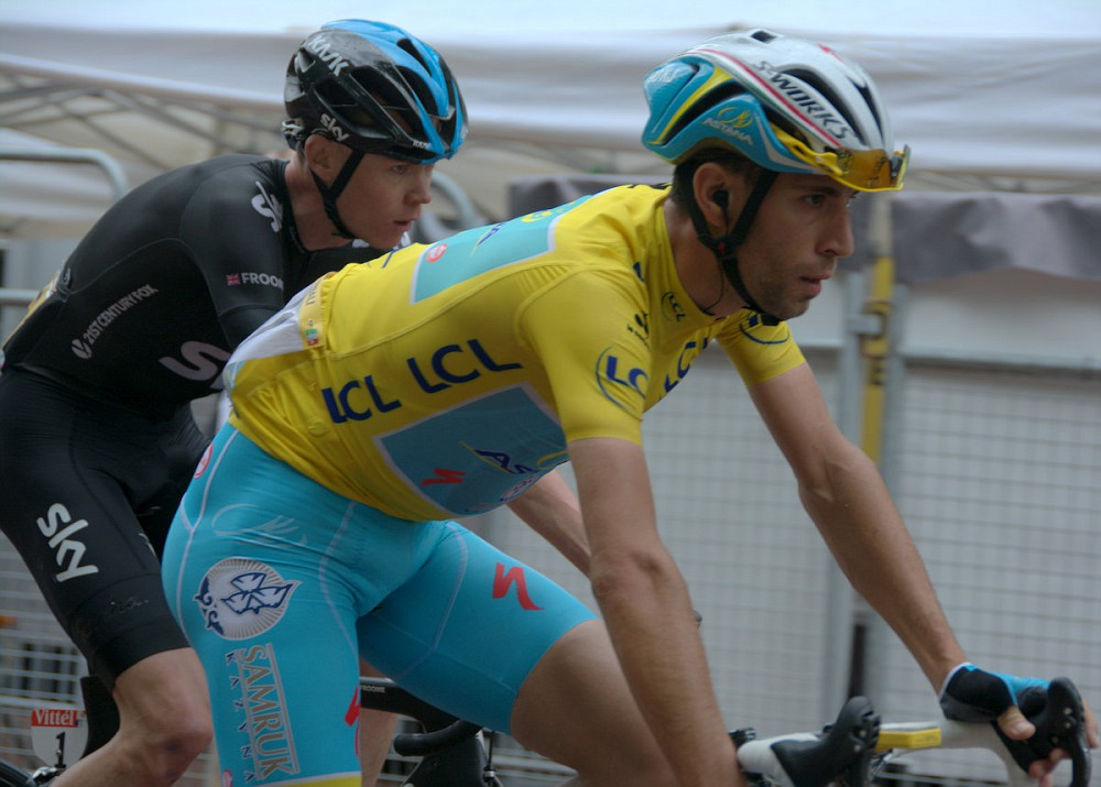 Froome and Nibali
