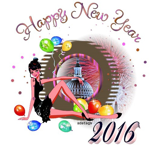 Ada Get the Party Started LR HNY
