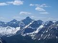 Hungabee Mountain
